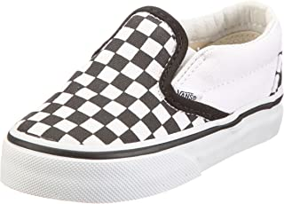 Vans Kids' Classic Slip-on Checkerboard