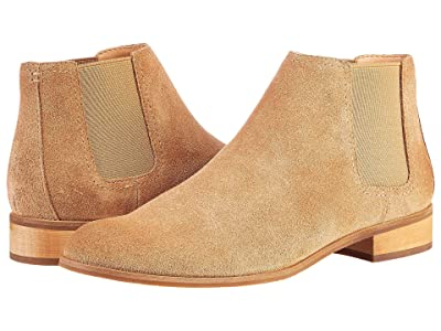 FRYE AND CO. Mila Chelsea (Pecan Suede) Women