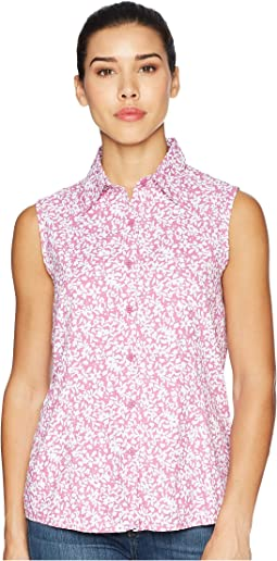 Gobi Desert Sleeveless Printed Shirt