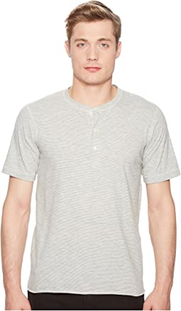 Short Sleeve Hunter Henley