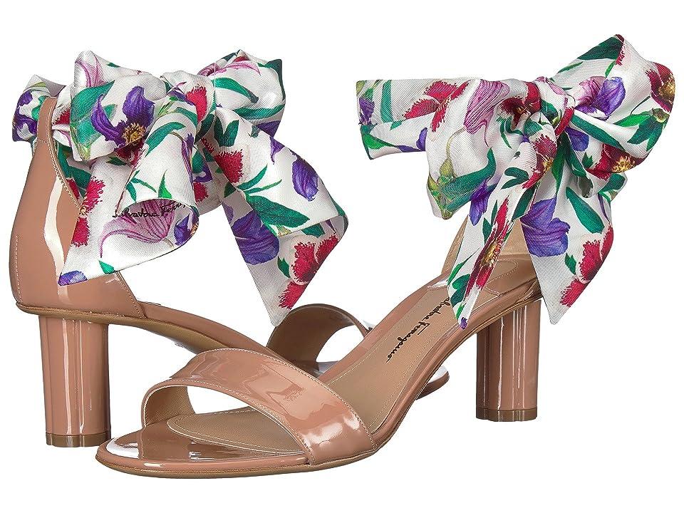 Salvatore Ferragamo Tursi (New Blush Patent) High Heels