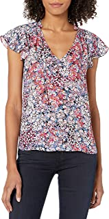 Parker Women's Short Sleeve, Exie Blouse
