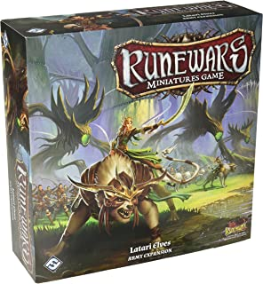 Best runewars miniatures latari elves Reviews