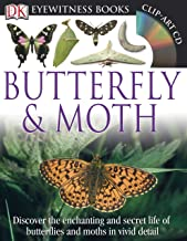 DK Eyewitness Books: Butterfly and Moth: Discover the Enchanting and Secret Life of Butterflies and Moths in Vivid Detail