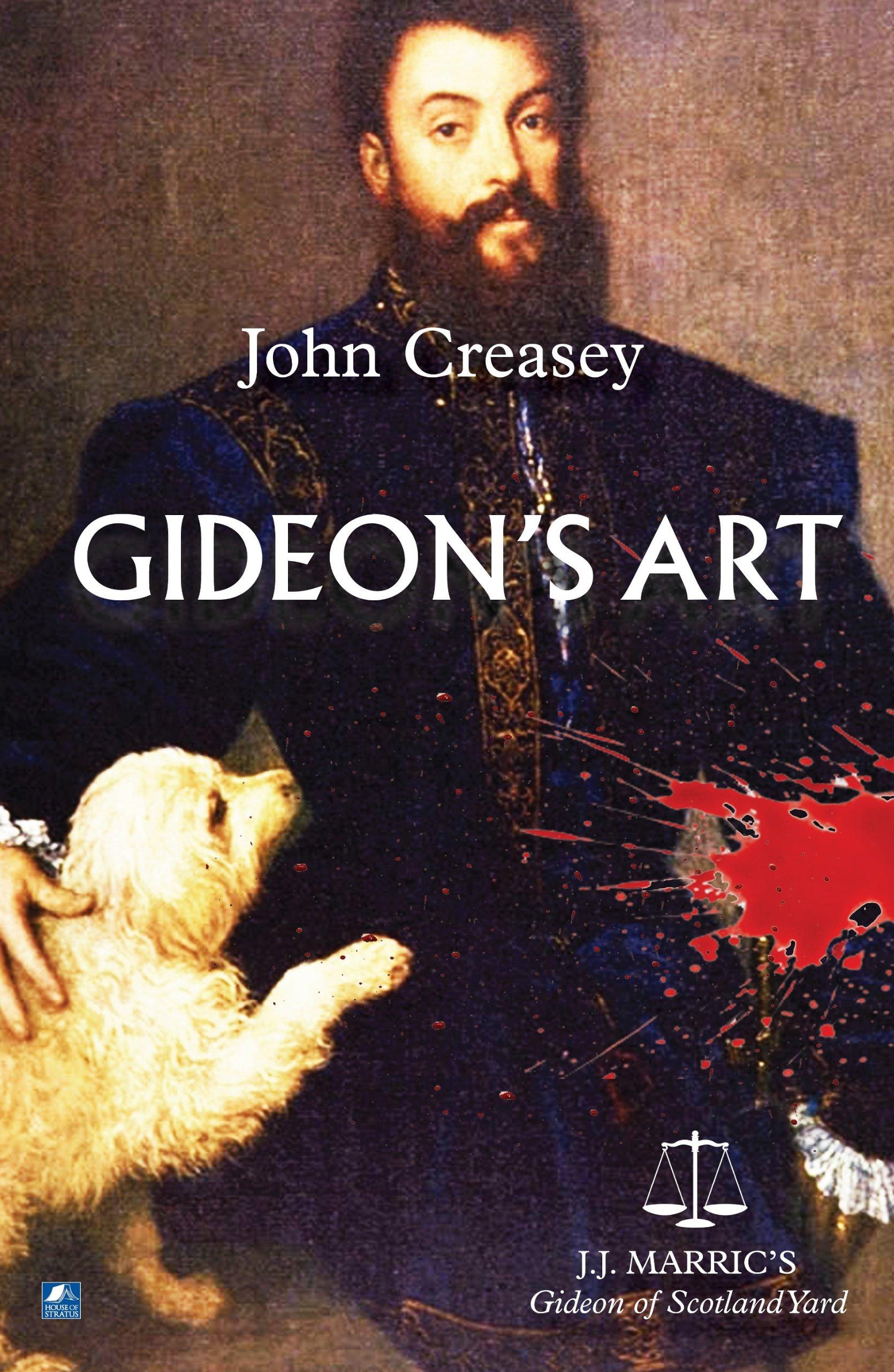 Gideon's Art (Gideon of Scotland Yard)
