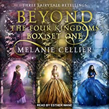 Beyond the Four Kingdoms Box Set 1: Three Fairytale Retellings, Books 1-3