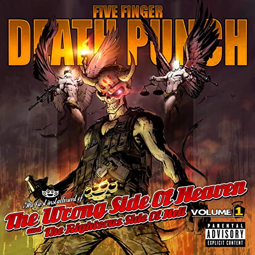 Watch You Bleed Explicit By Five Finger Punch On Amazon Music Amazon Com