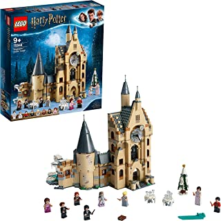 LEGO® Harry Potter™ and the Goblet of Fire™ Hogwarts™ Clock Tower 75948 Building Kit (922 Piece)