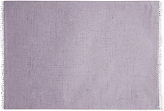 Lenox French Perle Solid Set of 4 Placemats, Violet