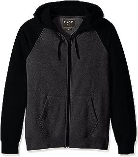 Men's Standard Fit Legacy Logo Zip Hooded Sweatshirt
