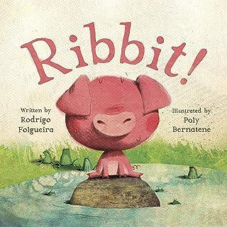 Ribbit! (English Edition)