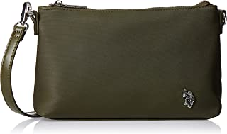 U.S. POLO ASSN. Womens Portsmouth Crossbody Bag