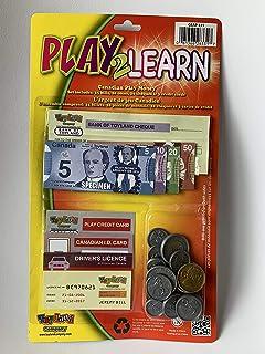 Canadian Play Money