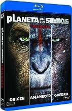 Trilogía Planeta De Los Simios Blu-Ray [Blu-ray]