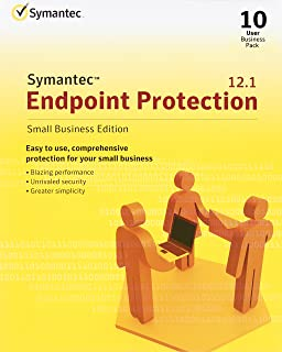 Symantec Endpoint Protection Small Business Edition - 10 Users