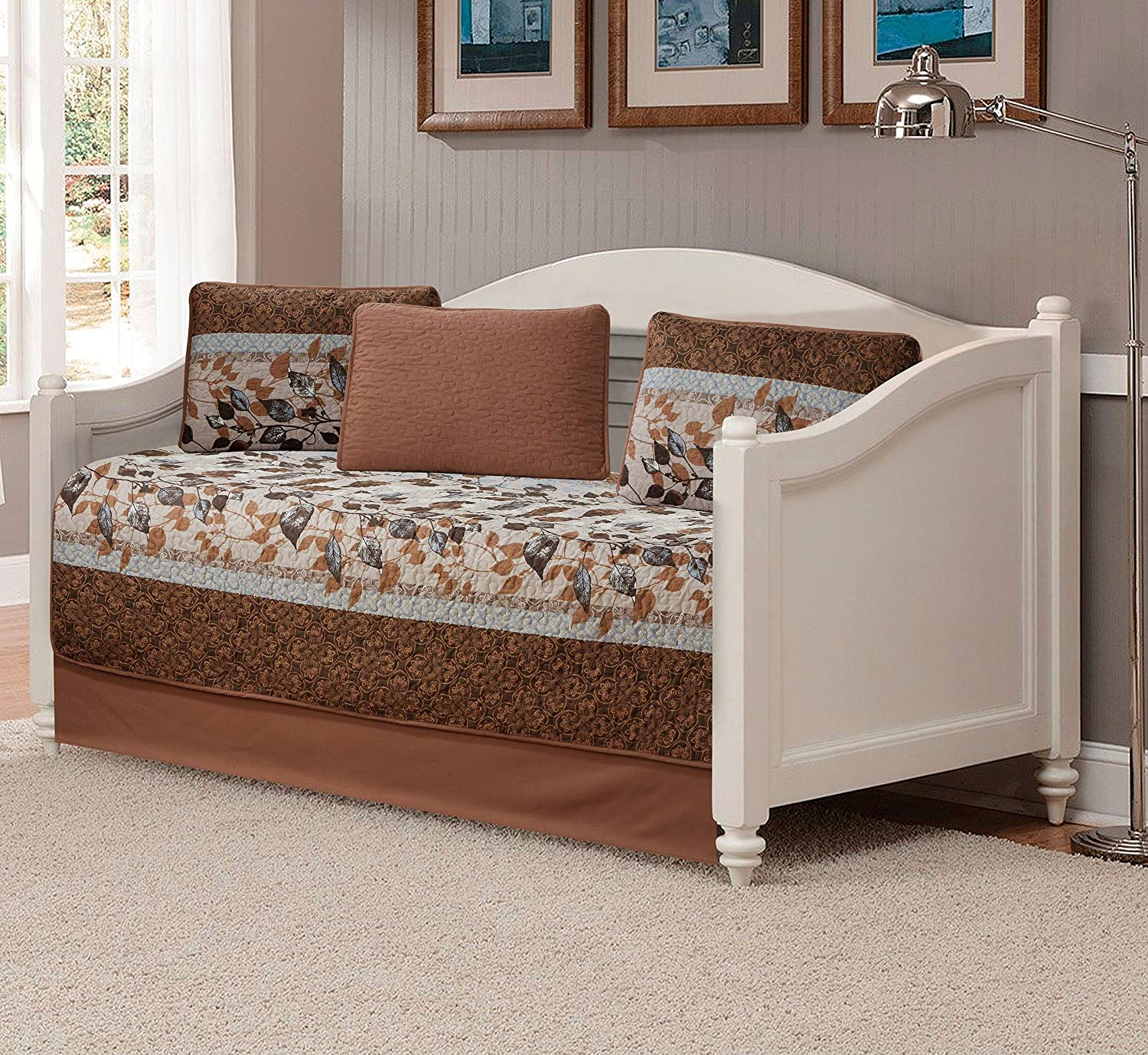 Better Home Style Max 86% OFF Brown Ranking TOP18 Taupe Beige Slate Rust and M Accent Blue