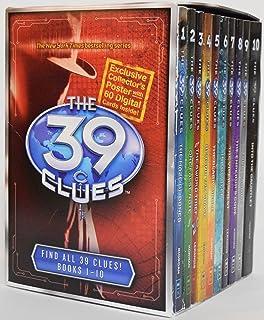 39 Clues (10 Volumes Set)