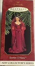 Hallmark Ornament Scarlett O'Hara Gone with the Wind #1 in Scarlet Ohara Series 1997
