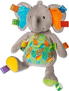 Taggies Little Leaf Elephant Soft Toy