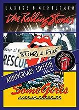 50th Anniversary Ladies & Gentlemen / Stones In Exile / Some Girls: Live In Texas