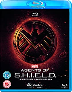 Marvel's Agents Of S.H.I.E.L.D. S4 2018 Region Free Standard Version Assorted