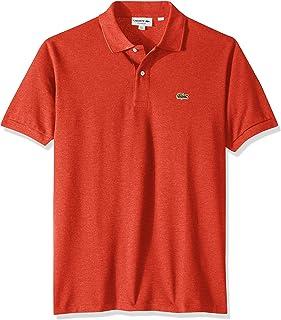 Lacoste Mens Classic Chine Pique Polo Shirt