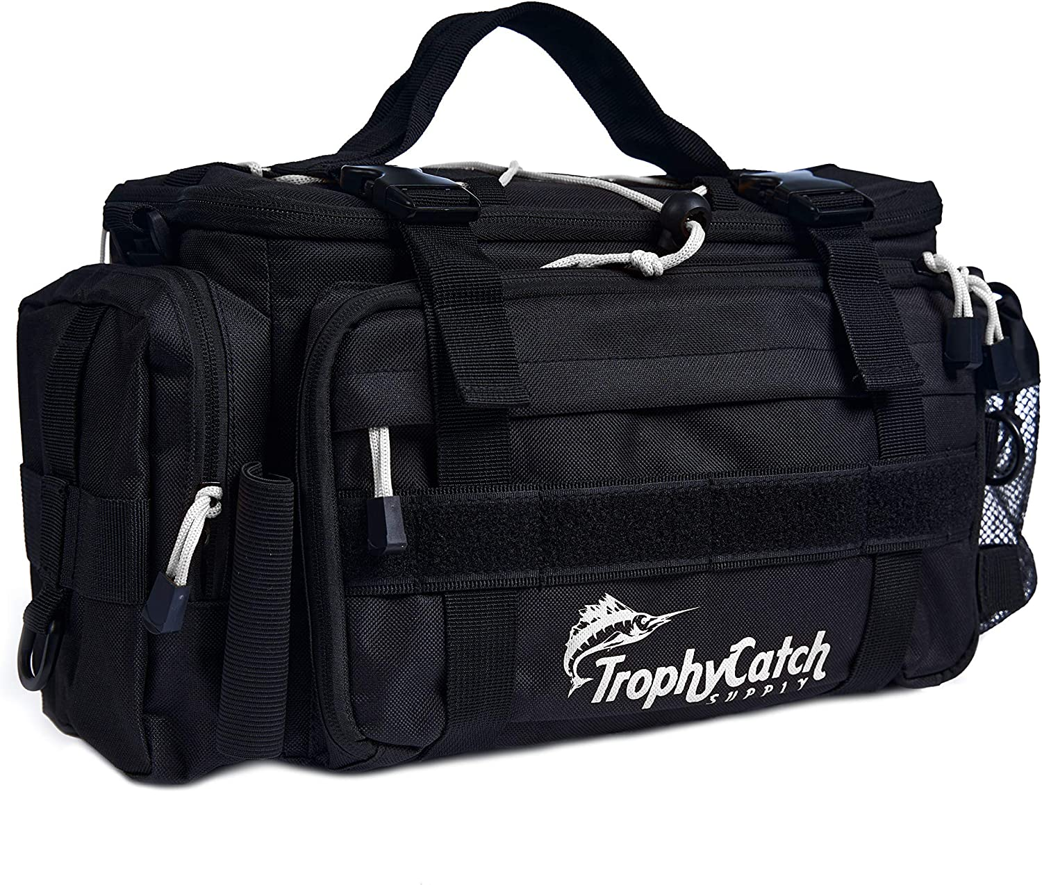 Ranking TOP16 TrophyCatch Luxury Fishing Tackle Bag with Resist Water Trays Storage