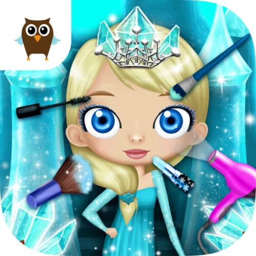 BFF World Trip Hollywood - Ice Princess, Vampire Girl & Hawaii Spa Makeover
