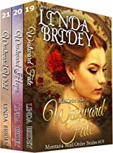 Montana Mail Order Bride Box Set (Westward Series) Books 19 - 21: Historical Cowboy Western Mail Order Bride Collection (Westward Box Sets Book 7)