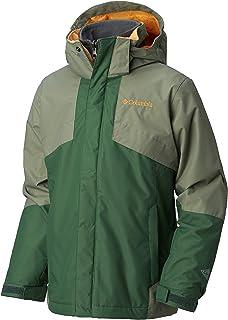 Columbia Boys Bugaboo II Fleece Interchange Jacket