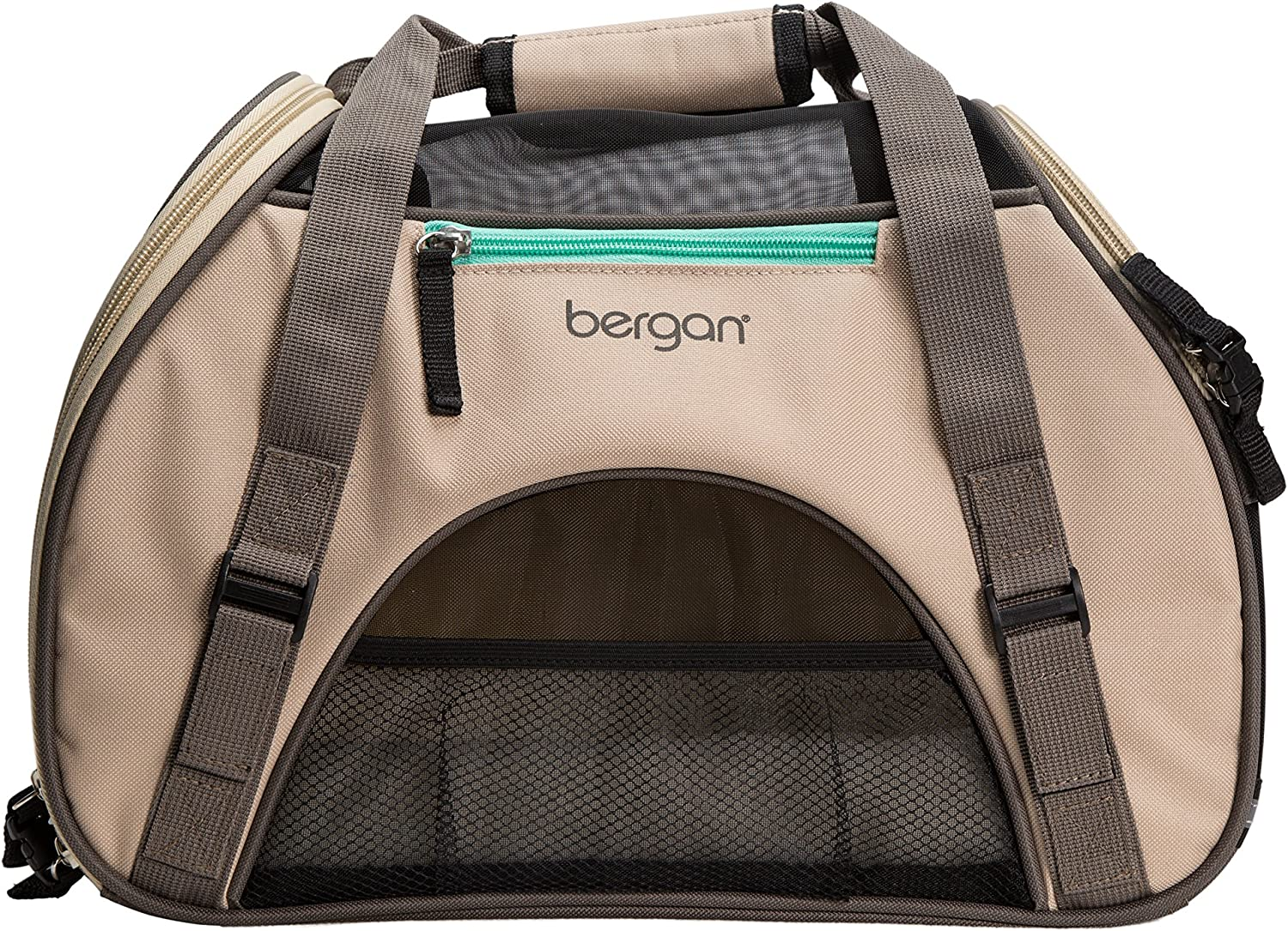 Bergan Comfort Carrier, Small, Taupe