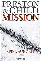 Mission - Spiel auf Zeit: Ein Gideon-Crew-Thriller (Ein Fall für Gideon Crew 1) (German Edition)