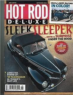 Hot Rod Deluxe Magazine September 2019