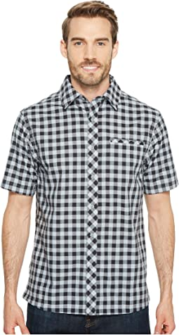 Everyday Exploration Gingham Short Sleeve Shirt