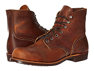 Red Wing Heritage 6 Iron Ranger Lug (Copper Rough Tough) Men