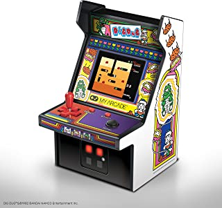 Retro DIG DUG Micro Player