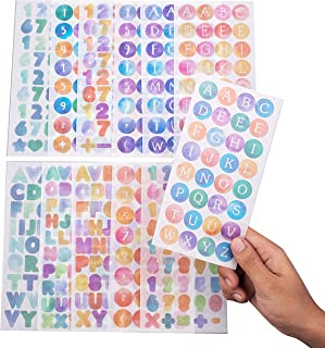 Best reverse letter stickers Reviews