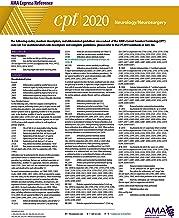 Neurology/Neurosurgery (CPT 2020 Express Reference Coding Card)