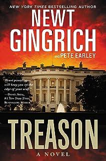 Treason: A Novel (The Major Brooke Grant Series Book 2)
