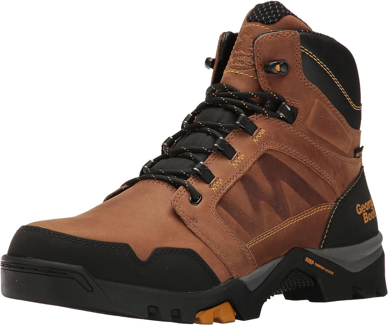 Georgia Men's GB00128 Mid Calf Boot