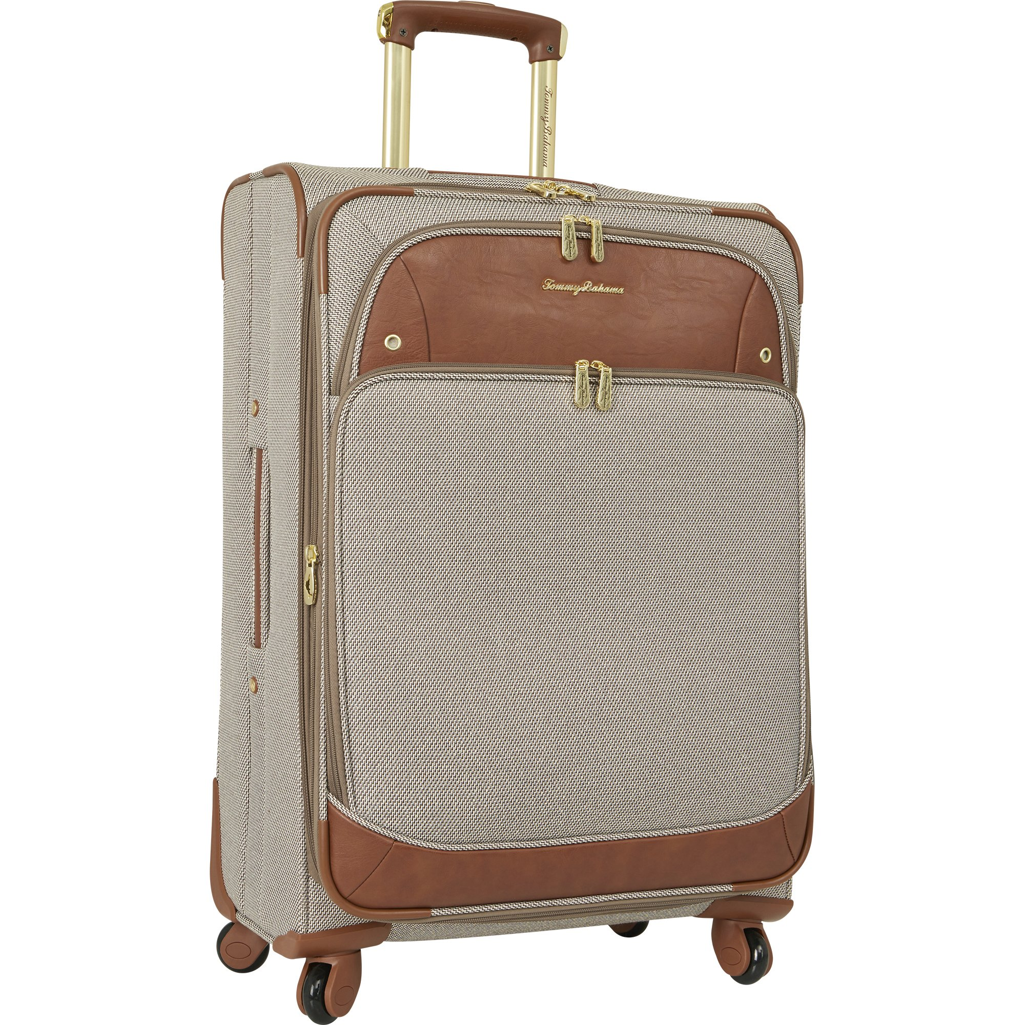 Tommy Bahama Expandable Spinner Luggage