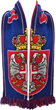 Ruffneck Scarves Serbia International Soccer Scarf