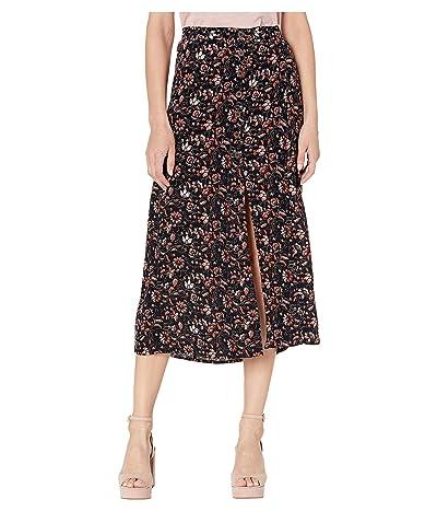 Sanctuary Hollyhock Midi Skirt (Desert Nights) Women