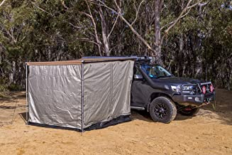 Best ARB 813208A Awning Room (Deluxe w / Floor 2000mm x 2500mm Heavy Duty) for ARB Awning 814201 or ARB4402A Reviews
