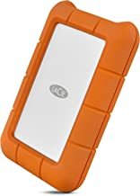 LACIE 5TB Rugged Thunderbolt & USB Type-C