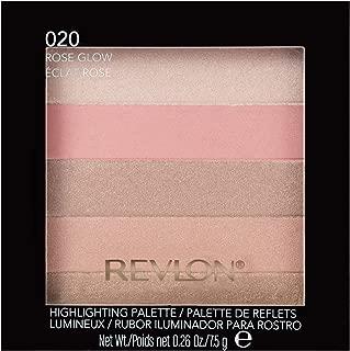 Revlon Highlighting Palette, Rose Glow