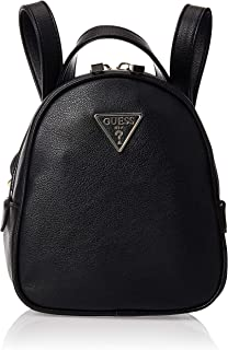 GUESS Women's Delon Mini Convertible Backpack, Black - GA759131