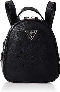 GUESS Women's Delon Mini Convertible Backpack, Black - GA759131