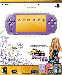 PlayStation Portable Limited Edition Hannah Montana Entertainment Pack - Lilac