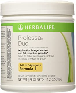 herbalife prolessa duo ingredients